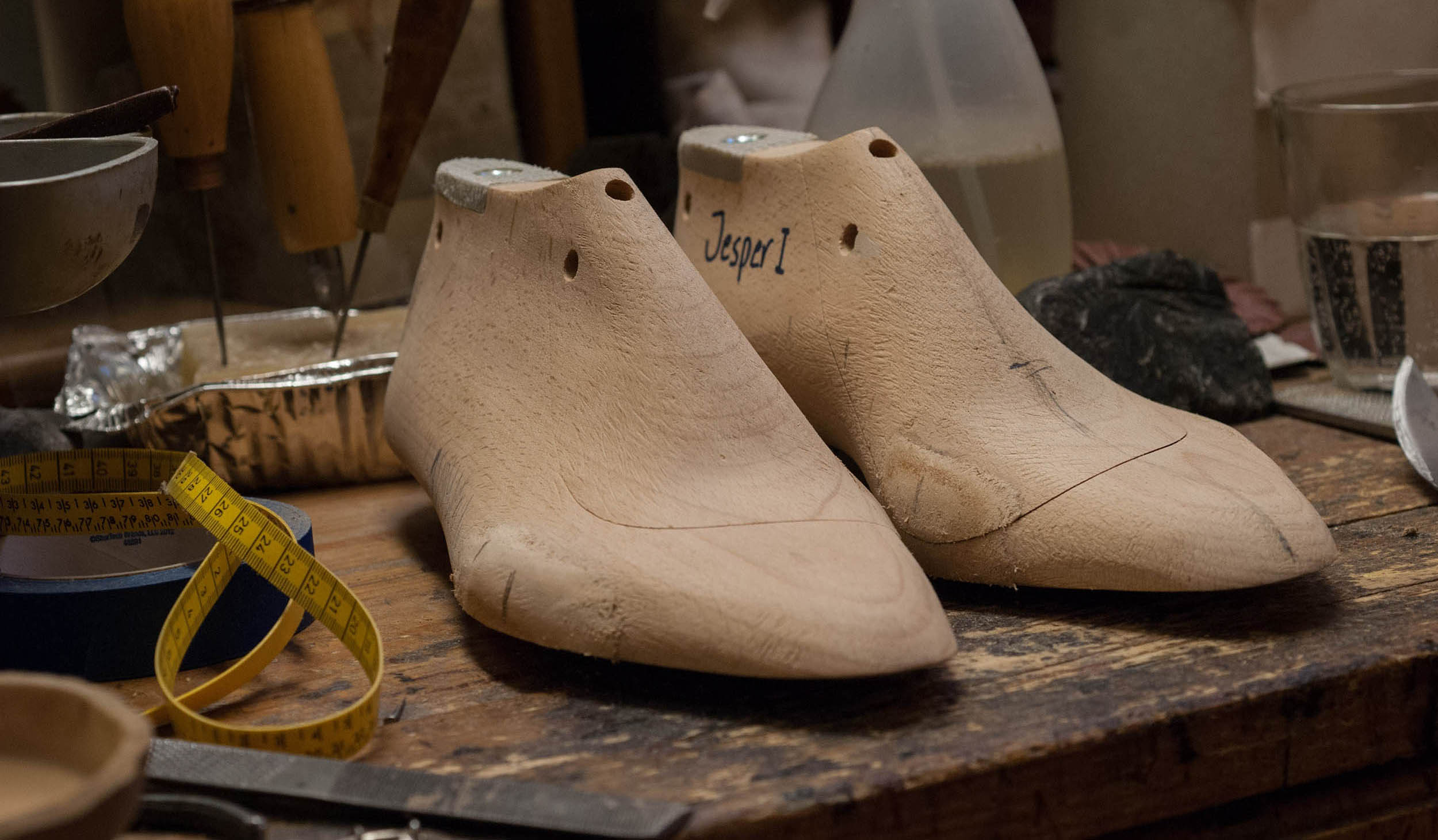 Unique shoemaking courses