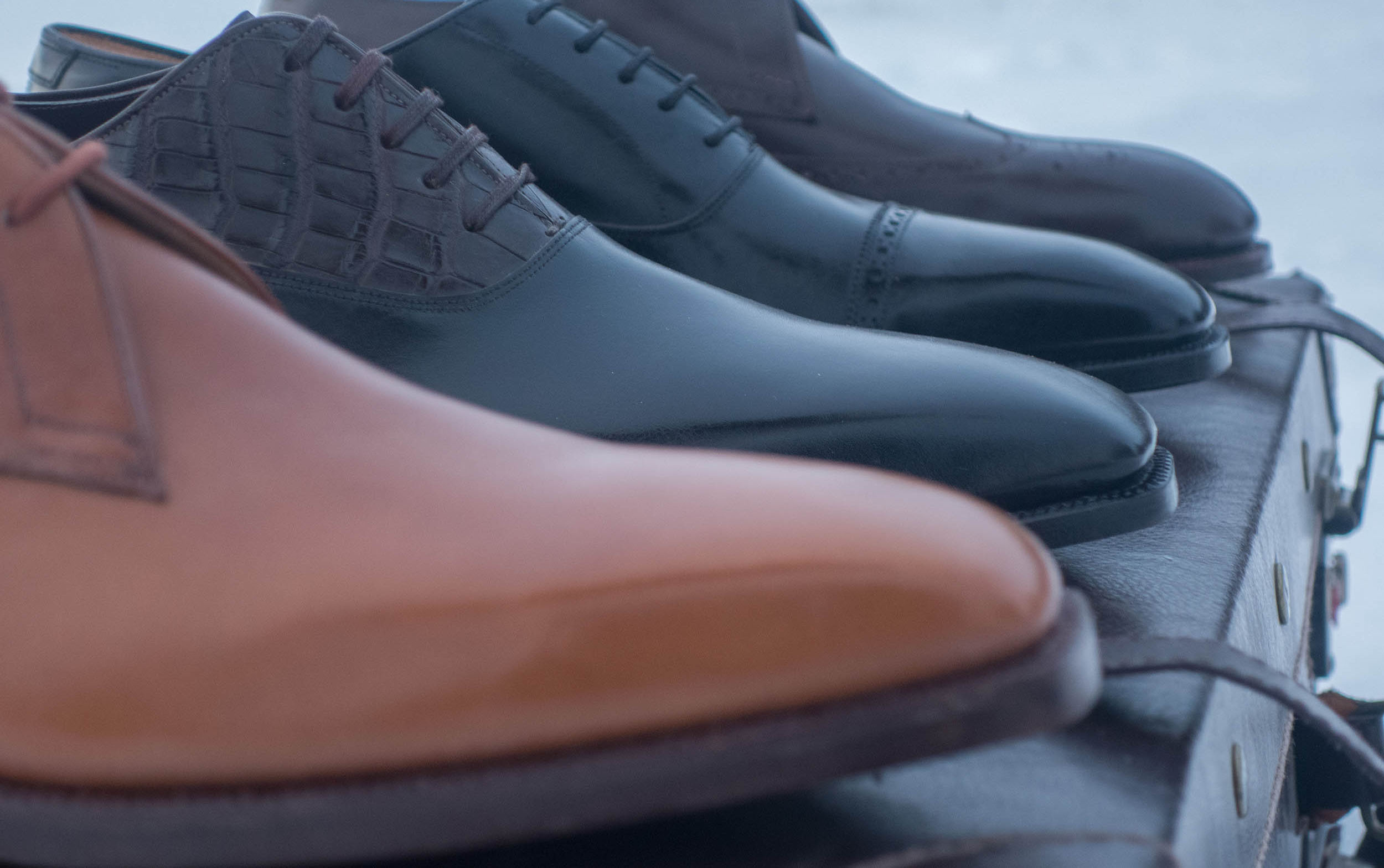Bespoke shoes and boots